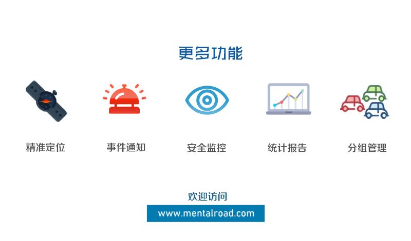 更多功能请访问www.mentalroad.com
